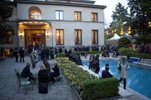 Villa Necchi cocktail on 20th April