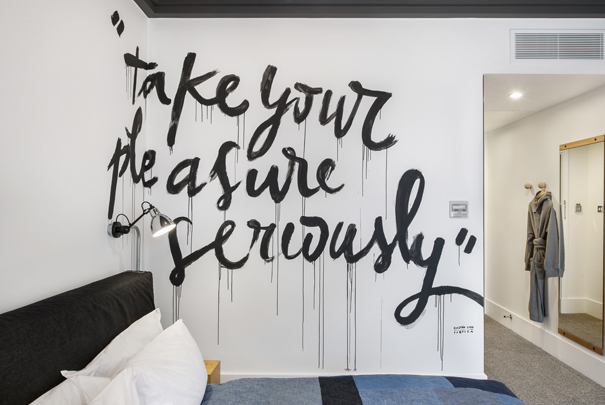 Murals At Ace Hotel London Fabrica Features